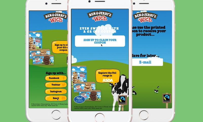 Appetite Creative - Ben and Jerry's