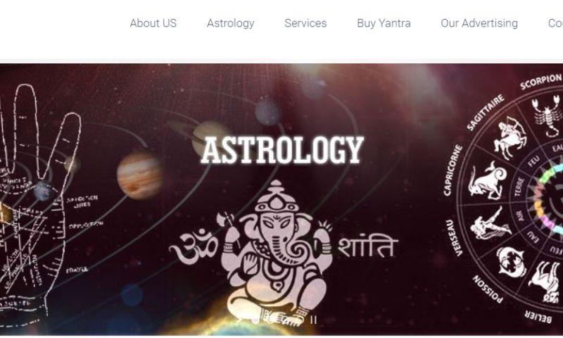 Digital Infoways - Maa Ambe Astrologer SEO Case Study