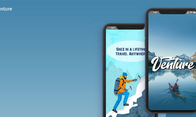 iWebServices - An App-based Platform that connects Adventurers with businesses