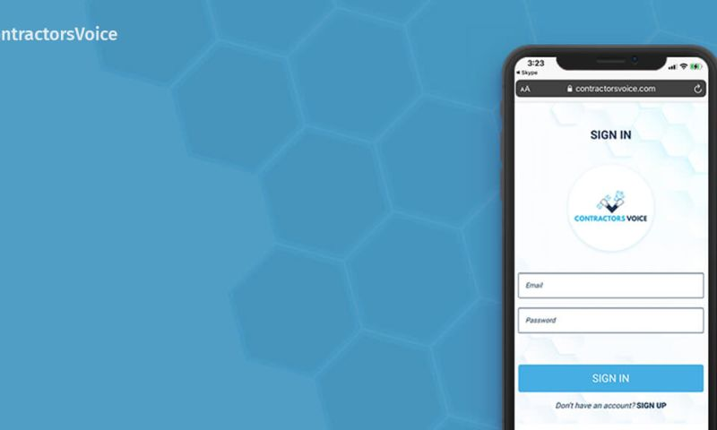 iWebServices - A PWA-based Review Platform For Contractors