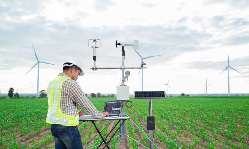 TIMIT SOLUTIONS - Agriculture automated data collection & reporting