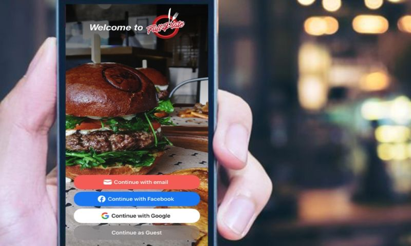 TIMIT SOLUTIONS - Safe dine-in, takeout & Native delivery App