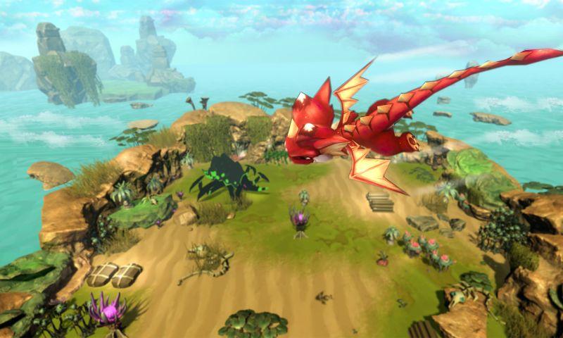 Futurealiti - Angry Dragon Land Story - Animal Fantasy War Game