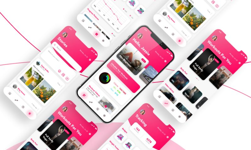Naskay Technologies Private Limited - Fitness App