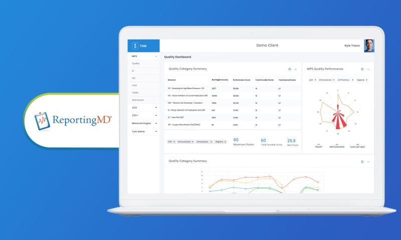 SharpQuest, Inc. - Reporting MD - Dynamic Reporting Product