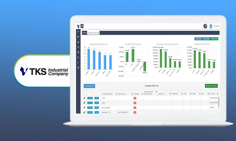 SharpQuest, Inc. - TKS Industrial - Supplier Purchasing Portal