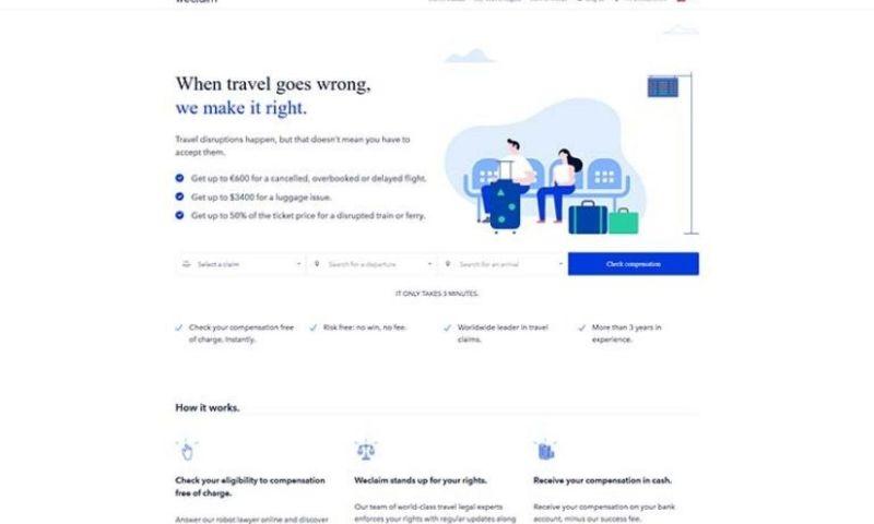 BoTree Technologies - Weclaim - Travel Insurance System