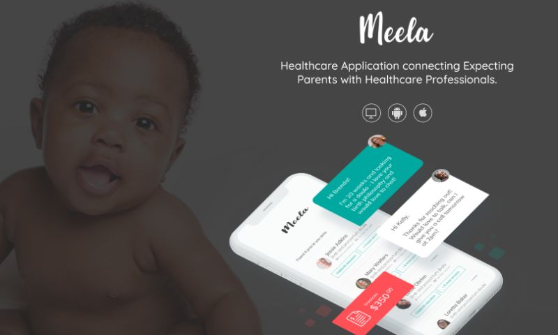 Intuz - Healthcare Platform Connecting Professionals with Expecting Parents