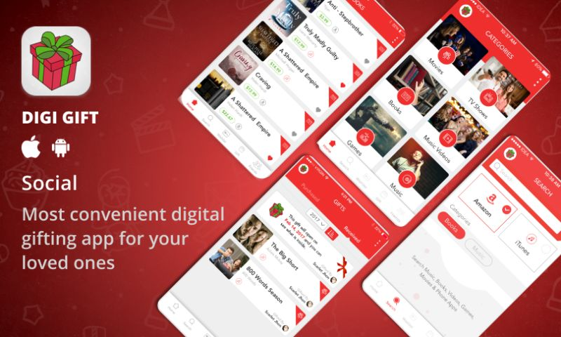 Intuz - Digi-Gift! Gifting Your Loved Ones