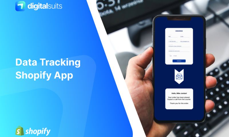 DigitalSuits - Data Tracking Shopify App