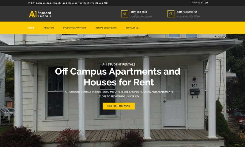 SITE IT NOW - A1 Student Rentals