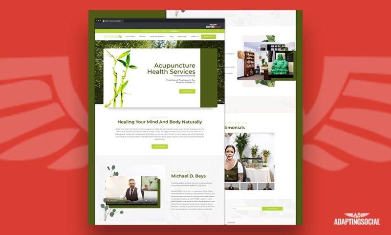 Adapting Social - Web Design