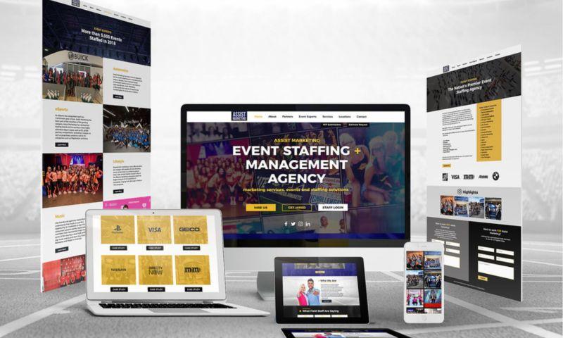 Karben Marketing - Responsive Website Design