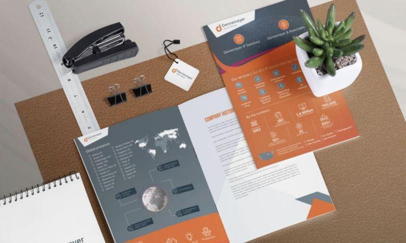Karben Marketing - Corporate flyer design