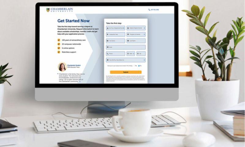 Karben Marketing - Landing Page Design