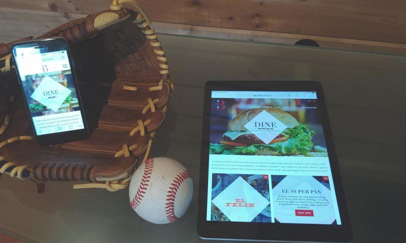 Aktiv Studios - A home run hit for the Atlanta Braves