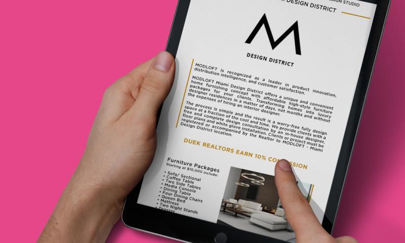 Share Media Agency - Modloft Miami Design District