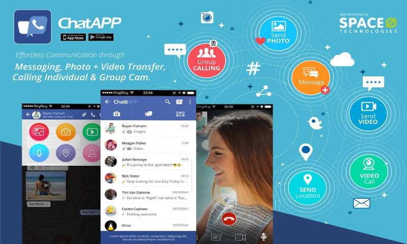 Space-O Technologies - Chatit APP