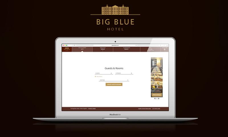 Digiryte - Big Blue Hotel | Web