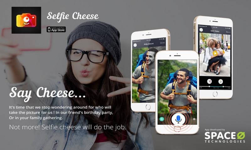 Space-O Technologies - Selfie Cheese