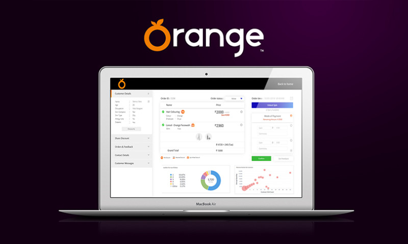Digiryte - Orange Salons | Web