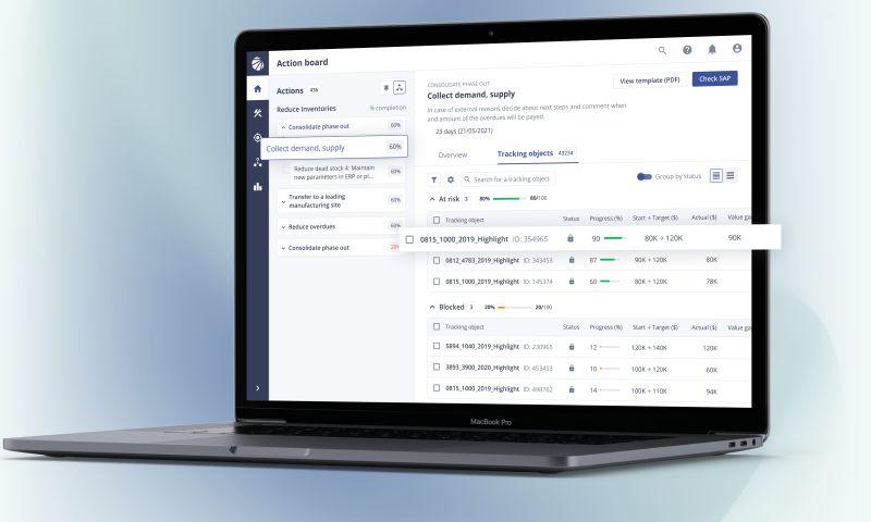 Adam Fard Studio - Logistics Management Platform