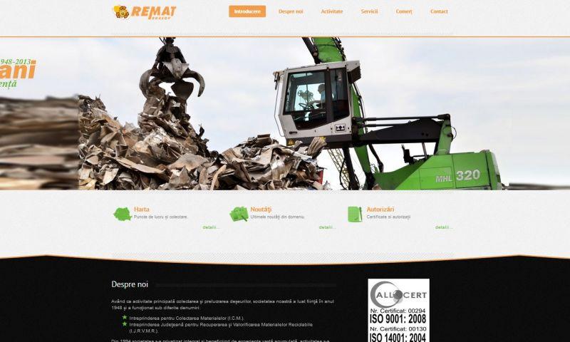 Webdesign-Brasov.ro - REMAT