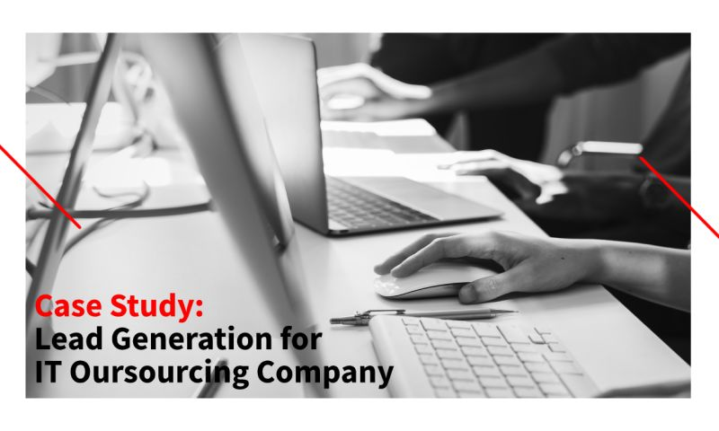 Respect Studio - Lead Generation for IT Outsourcing Company