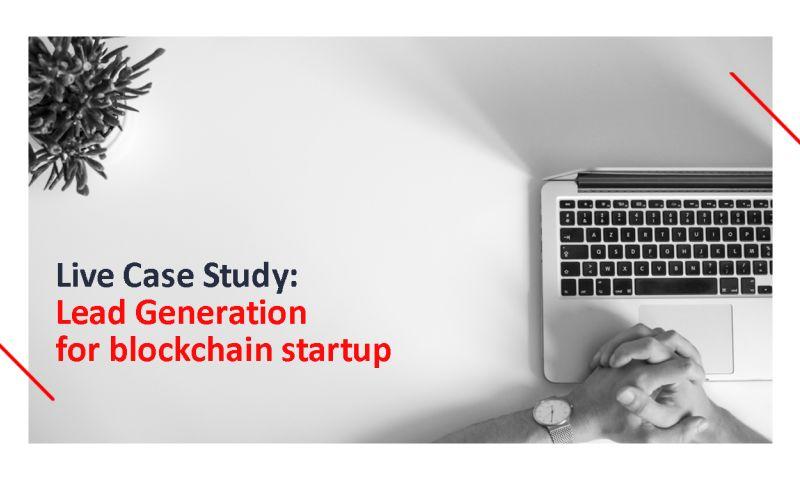 Respect Studio - LinkedIn Lead Generation for blockchain startup.