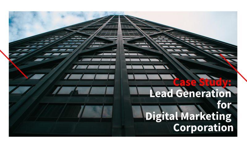 Respect Studio - Lead Generation for Digital Marketing Corporation