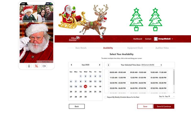 Prologic Technologies - Hire Santa - Live Video Call with Santa Claus