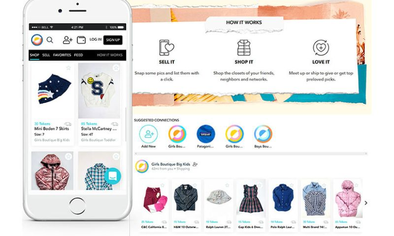Prologic Technologies - Shop Tomorrows - Interactive Platform To Buy & Sell New/Used Clothes