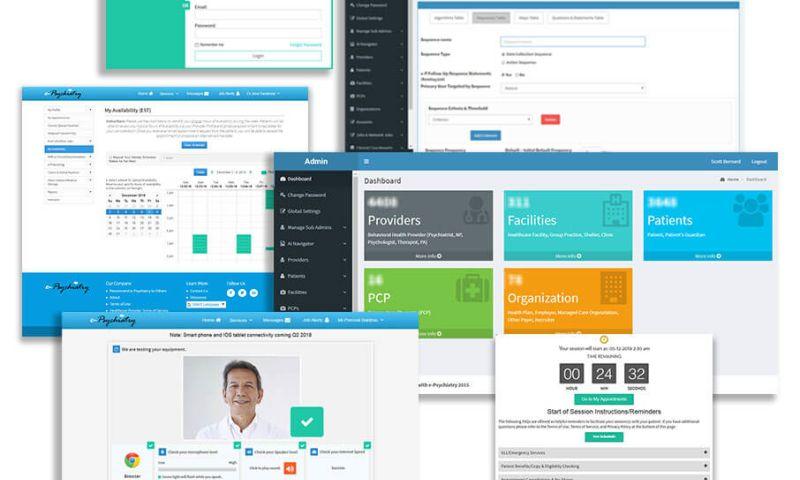 Prologic Technologies - TelePsychiatry - A Full Suite HIPAA Secure Behavioral Health Platform