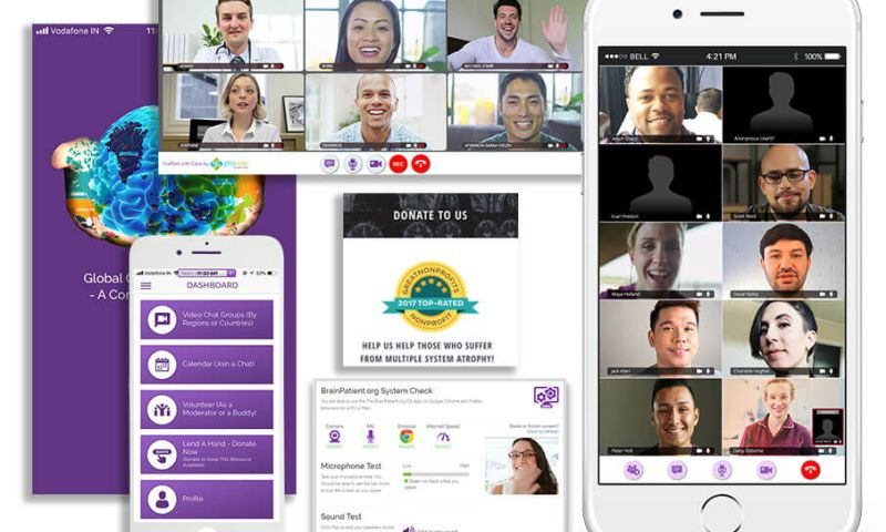 Prologic Technologies - Defeat MSA - Global Online Video Support Hub, Group Chats for Patients & Caregivers with Brain Diseases