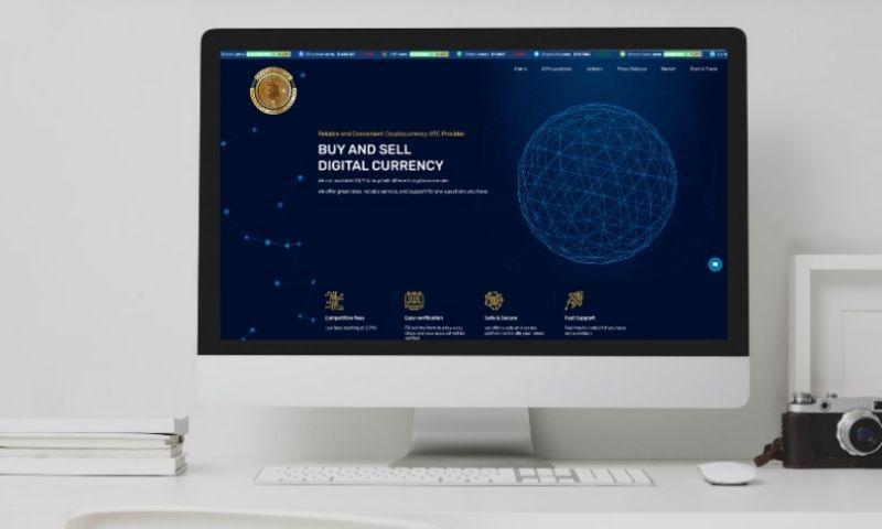 Tecxar Consultants Pvt Ltd - CryptoCurrency Exchange Website