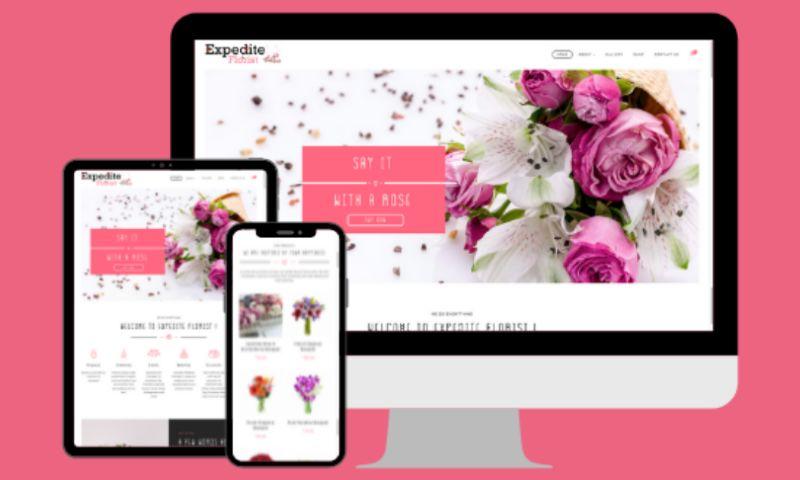Tecxar Consultants Pvt Ltd - Flower Booking Website