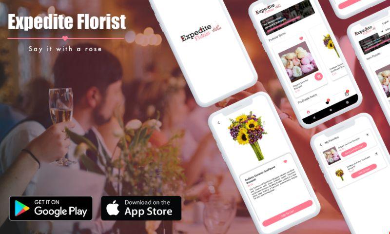 Tecxar Consultants Pvt Ltd - Flower Booking Mobile App