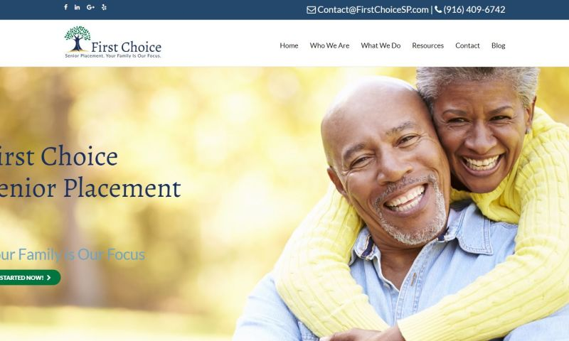 Jucebox Local Marketing Partners - First Choice Senior Placement