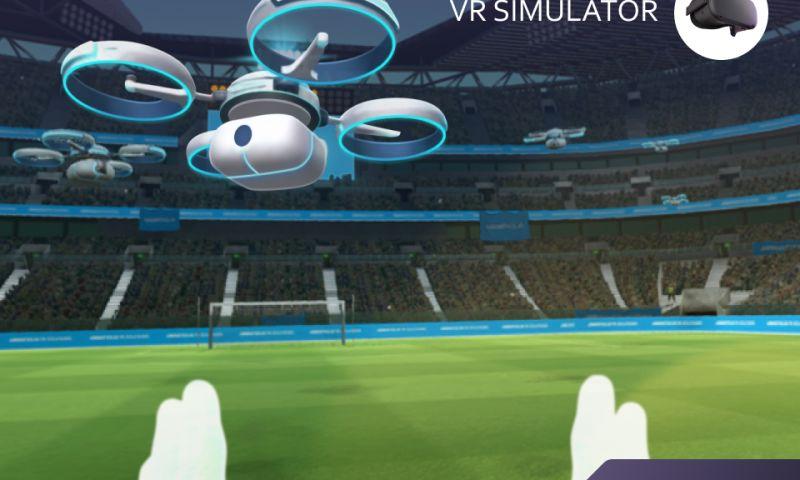 Argentics - VR app for an electronics exhibition