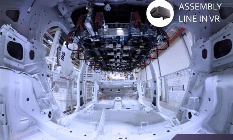 Argentics - VR promo app for Volvo CX40