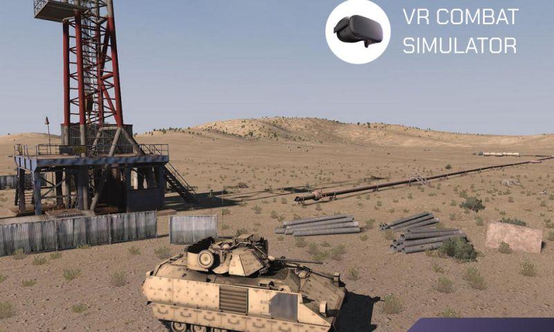 Argentics - VR combat simulator for the Military