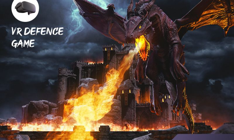 Argentics - Fantasy VR game for Steam