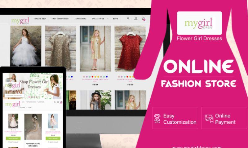 Emizen Tech Pvt. Ltd. - MyGirlDress - Online Fashion Store