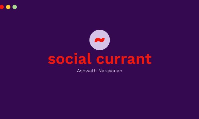 Social Currant - The Social Currant Portfolio