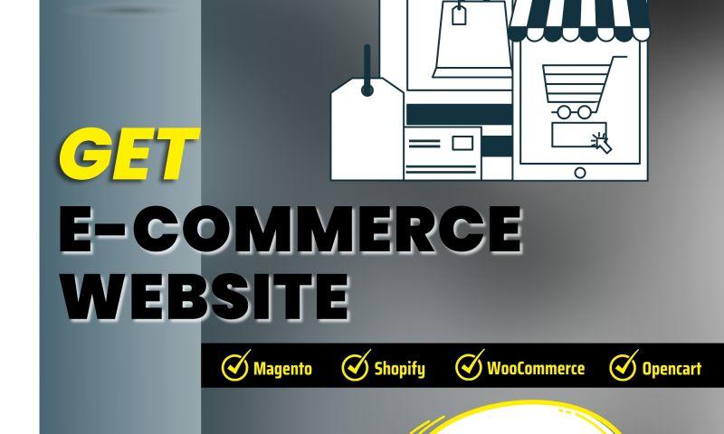 Creative Media House - E-commerce Website Development