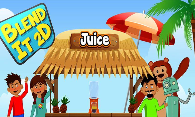 Futurealiti - Home Fruit Blend Simulator - Real Life Juice Maker