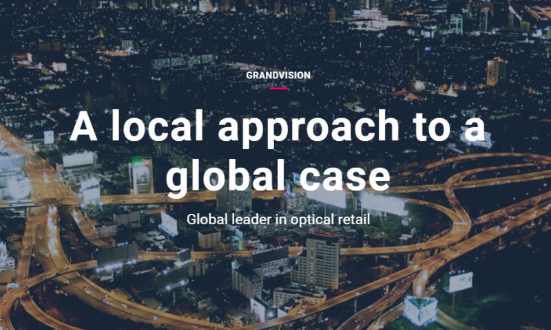 Artefact - Grandvision - A local approach to a global case