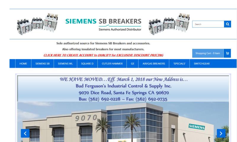 IDS Logic Pvt. Ltd. - Online Siemens SB Accessories and Breakers Store