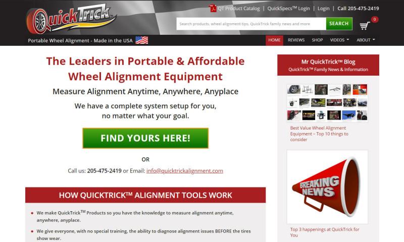 Wisitech InfoSolutions Pvt. Ltd. - QuickTrick Alignment