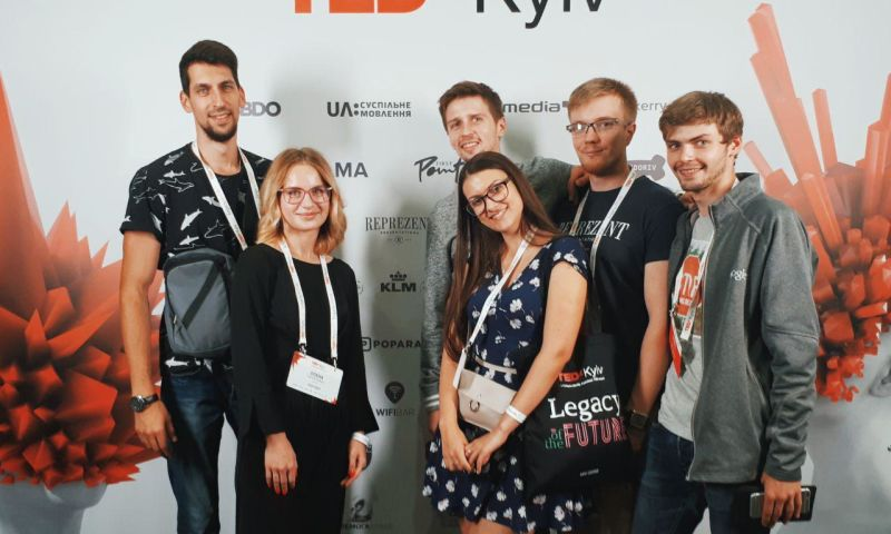 Reprezent - TEDxKyiv presentation support